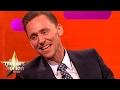 Download Tom Hiddleston Was in a School Play With Eddie Redmayne - The Graham Norton Show | Video