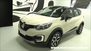 Download Tudo sobre o Renault Captur 2017 com Caique Ferreira - BlogAuto Video
