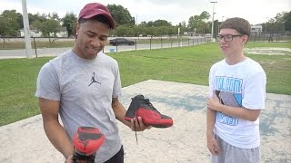 Download 1 VS 1 Against Sub GONE WRONG!! RARE PAIR OF SHOES ON THE LINE!! Video