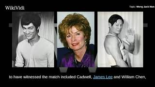 Download WONG JACK MAN - WikiVidi Documentary Video