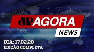 Download Jovem Pan Agora - 17/02/2020 Video