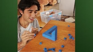 Download Zach King magic vines compilation 2017 - Most amazing magic trick ever Video