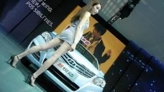 Download 深圳車展 2011 - 北京現代 - 韓國車模 Video