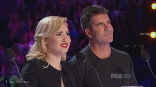 Download Demi Lovato and Simon Cowell - Funniest moments on The X Factor - Season 3 (4/8) LEGENDADO Video
