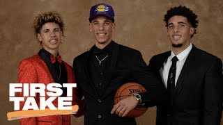 Download LaVar Ball Says Lonzo Will Lead Lakers To Playoffs This Season | First Take | June 23, 2017 Video