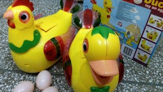 Download Duck lay an egg & Biddy egg Funny action - Best gift for childran Video