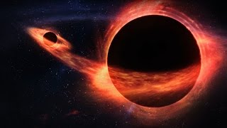 Download When One Black Hole Eats Another... Look Out Video