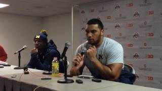 Download Michigan's Chris Wormley reflects on season, College Football Playoff chances Video
