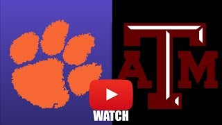 Download Clemson vs Texas A&M Week 2 Full Game Highlights (HD) Video
