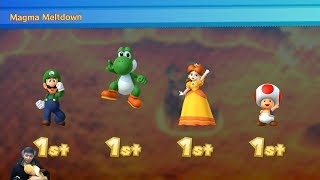 Download Mario Party 10 - Coin Challenge (Master Difficult) #88 MARIO CRAZY Video