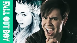 Download Fall Out Boy feat. Demi Lovato: Irresistible [NateWantsToBattle feat. AmaLee Music Song Cover] Video