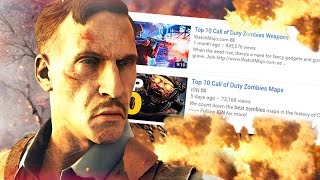Download Top 5 WORST ″Top 10 Call of Duty Lists″ (Worst WatchMojo, IGN Top 10 Lists COD Zombies) Video