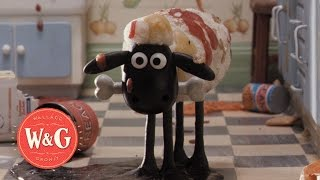 Download A Close Shave - The Birth of Shaun the Sheep - Wallace and Gromit Video