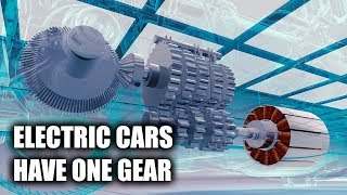 Download Why Do Electric Cars Only Have 1 Gear? Video