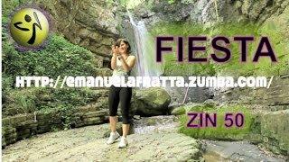 Download Fiesta - ZIN 50 - Corso di ZUMBA® fitness con ZIN Emanuela Fratta Picerno (Potenza) Cascate Video