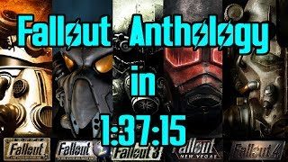 Download Fallout Anthology Speedrun in 1:37:15 Video