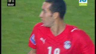 Download أهداف مباراة مصر والجزائر 2-0 14.11.2009 Video
