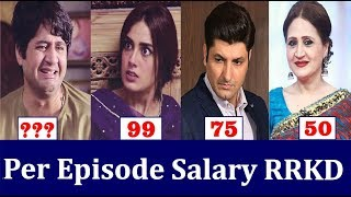 Cheekh Cast Salary Per Episode | ARY Digital | Showbiz Talk