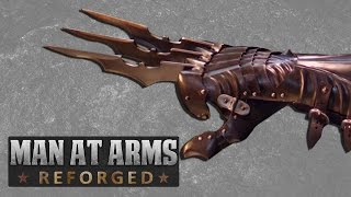 Download Batman's Wolverine Claws - MAN AT ARMS: REFORGED Video