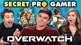 Download Professional Overwatch Player DESTROYS Gamers (React) Video