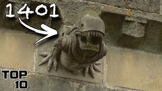 Download Top 10 Scary WARNINGS From The Past - Part 2 Video