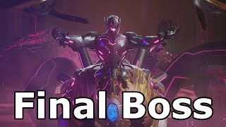 Download Marvel Vs Capcom Infinite - Final Boss And Ending (Ultron Sigma) Video