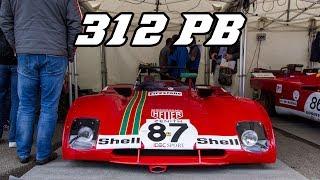Download Ferrari 312 PB - V12 sounds at Spa 2017 Video
