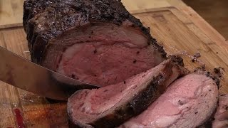 Download How To Cook the Perfect Prime Rib Roast Video