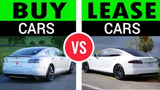 Download BUYING vs LEASING: Pros and Cons when buying a gas or an electric car! Video