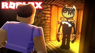 Download BENDY AND THE INK MACHINE IN ROBLOX (Chapter 2) Video