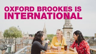 Download Oxford Brookes International Showcase Video