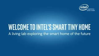 Download Introducing the Intel Smart 'Tiny House': Exploring Smart Home Technology in 210 Square Feet Video