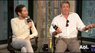 Download Hugh Grant and Simon Helberg On ″Florence Foster Jenkins″ | BUILD Series Video