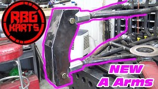 Download Off Road Buggy A Arm Rebuild & Knuckles Video