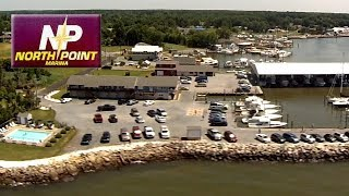 Download Aerial View of North Point Marina 2017 Video