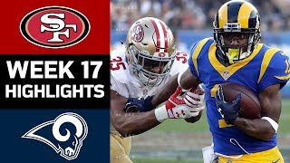 Download 49ers vs. Rams | NFL Week 17 Game Highlights Video