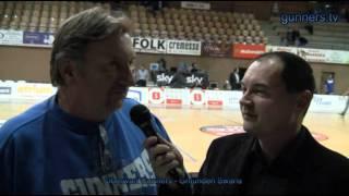 Download 2011-12-26 Oberwart Gunners - Gmunden Swans Video