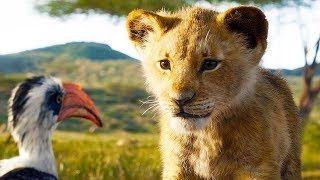 Download THE LION KING (2019) Trailer Video