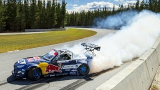 Download Mad Mike Whiddett and his Mazda MX-5 ″RADBUL″ Drift Highlands Video