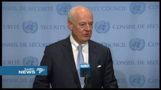 Download General Assembly to vote on Syria ceasefire Video