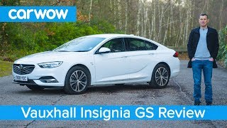 Download Vauxhall (Opel) Insignia Grand Sport 2020 in-depth review | carwow Reviews Video