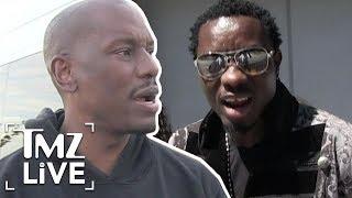 Download Tyrese Kidnaps Michael Blackson! | TMZ Live Video