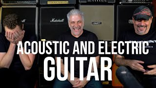 Download Why You Need To Learn Both Acoustic & Electric Guitar Video