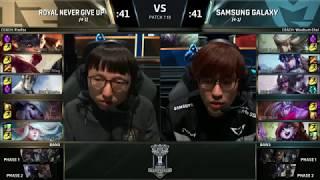 Download 【2017全球總決賽】小組賽 第六天 RNG vs SSG Video