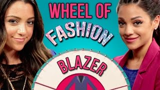 Download How to Rock a Blazer with Niki and Gabi #WheelofFashion Video
