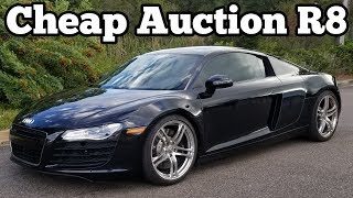 Download Here's How Much My Salvage Audi R8 Cost & How Much I Will Invest to Rebuild It Video