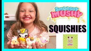 Download SQUISHY BLIND BAGS Smooshy Mushy SURPRISE Squishies Toys! Video