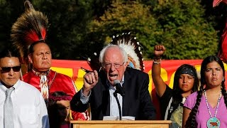 Download Bernie Sanders on the Dakota Access Pipeline & Treaty Rights Violations by U.S. Government Video