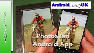 Download PhotoScan Android App Review Video