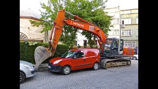 Download People Taking Revenge For Bad Parking Video
